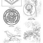 Arkansas State Symbols | Super Coloring | My Bloodlines | Map Of   Free Printable Arkansas History Worksheets