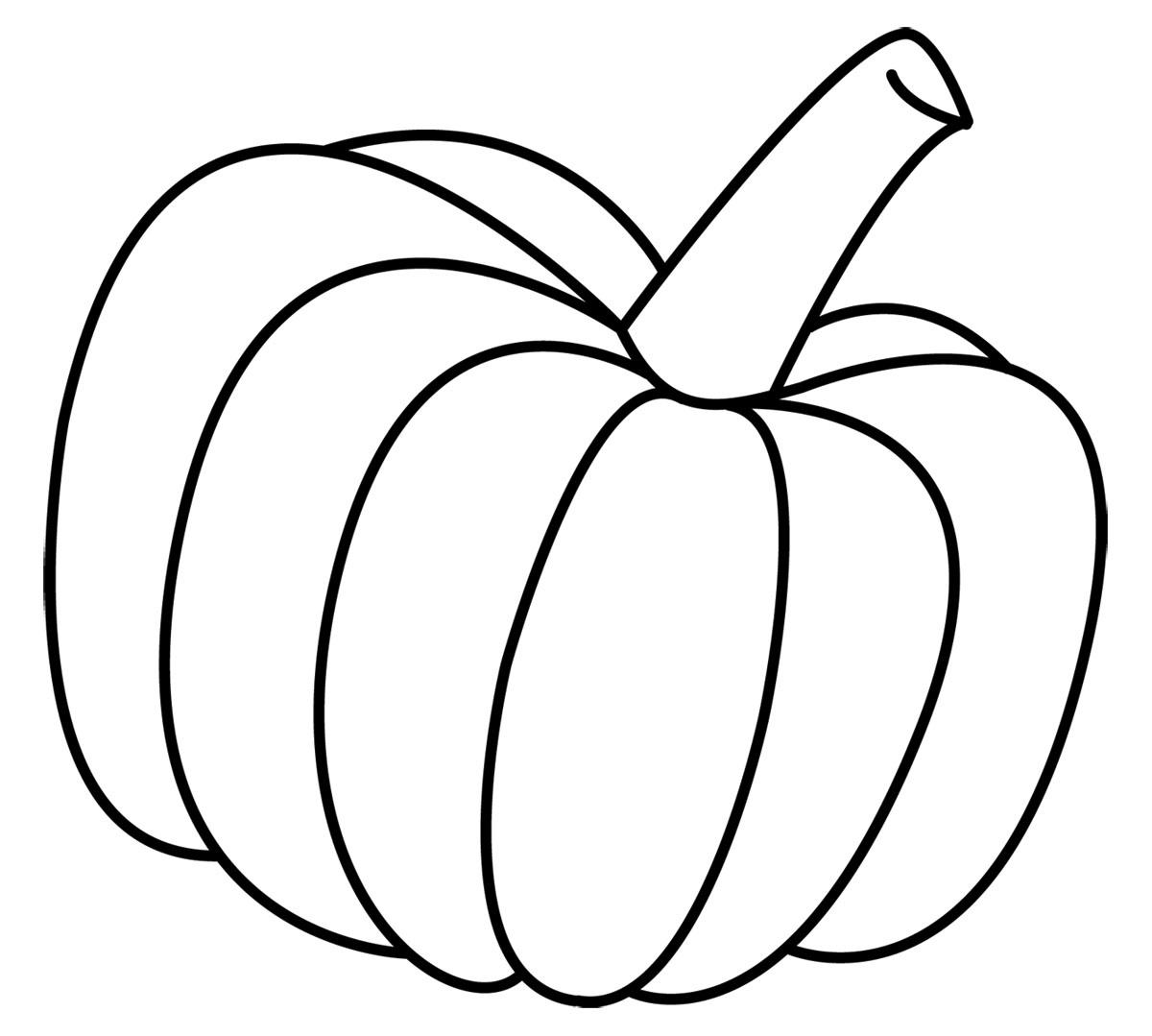 Auburn Pumpkin Template Printable. Printable. Free Printable Worksheets - Pumpkin Shape Template Printable Free