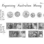 Australian Money Worksheets | Teach In A Box   Free Printable Australian Notes