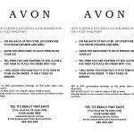 Avon Flyers Templates. Avon Flyers Templates How To Use Avon Samples   Free Printable Avon Flyers