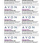 Avon Skin So Soft Coupon Card  … | Avon In 2019…   Free Printable Avon Flyers