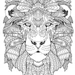 Awesome Animals (Adult Coloring Pages, Coloring Pages Printable   Free Printable Coloring Books Pdf