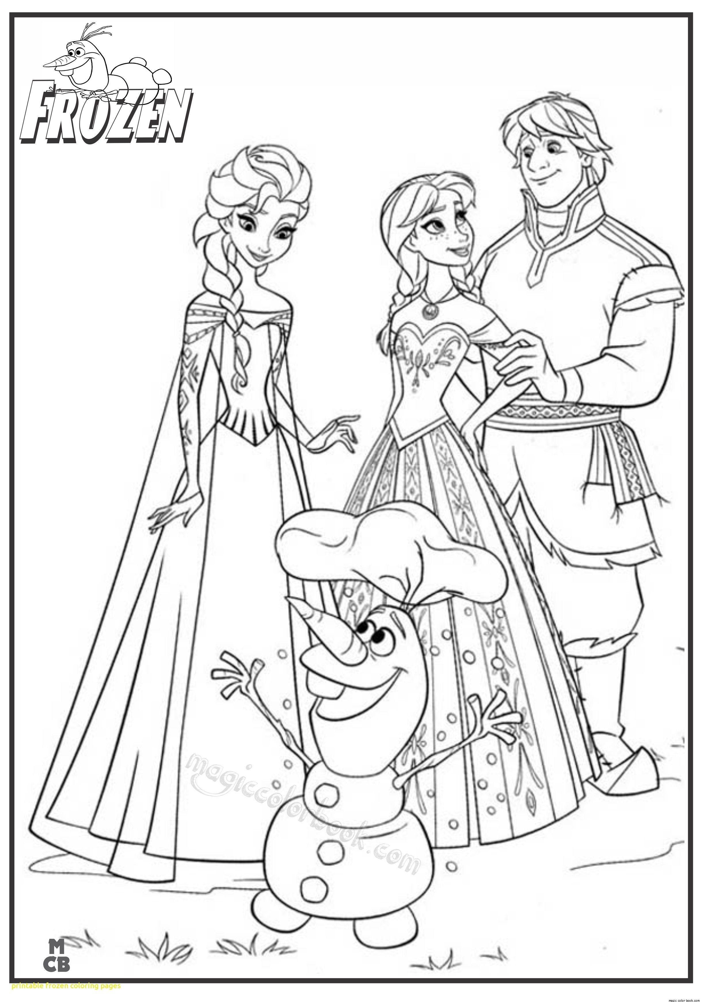 Awesome Frozen Coloring Pages Kristoff | Jvzooreview - Free Printable Frozen Coloring Pages
