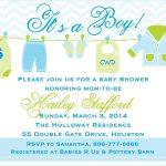 Baby Boy Shower Invitations Templates Free | Baby Shower In 2019   Free Baby Boy Shower Invitations Printable