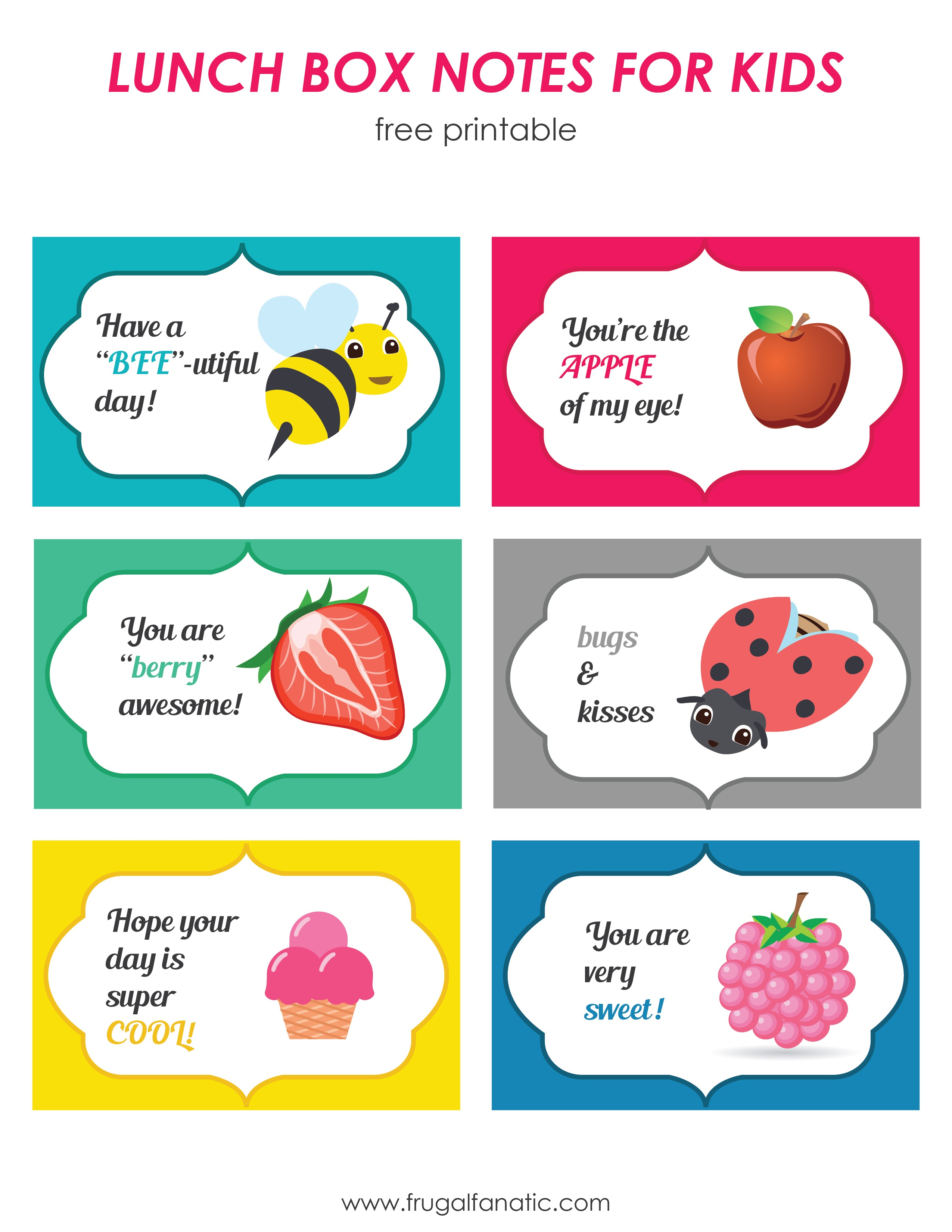 Back To School Is Quickly Approaching, And That Meant It Is Time To - Free Printable School Notes