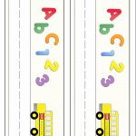Back To School Nameplates / Desk Tags | A To Z Teacher Stuff   Free Printable Name Tags For School Desks