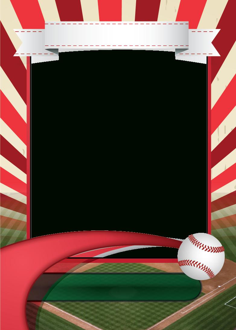 Baseball Card Template Mockup | Andrea's Illustrations | Baseball - Free Printable Baseball Card Template
