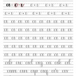 Basic Modern Calligraphy Practice Sheetstheinkyhand | Etsy   Modern Calligraphy Practice Sheets Printable Free