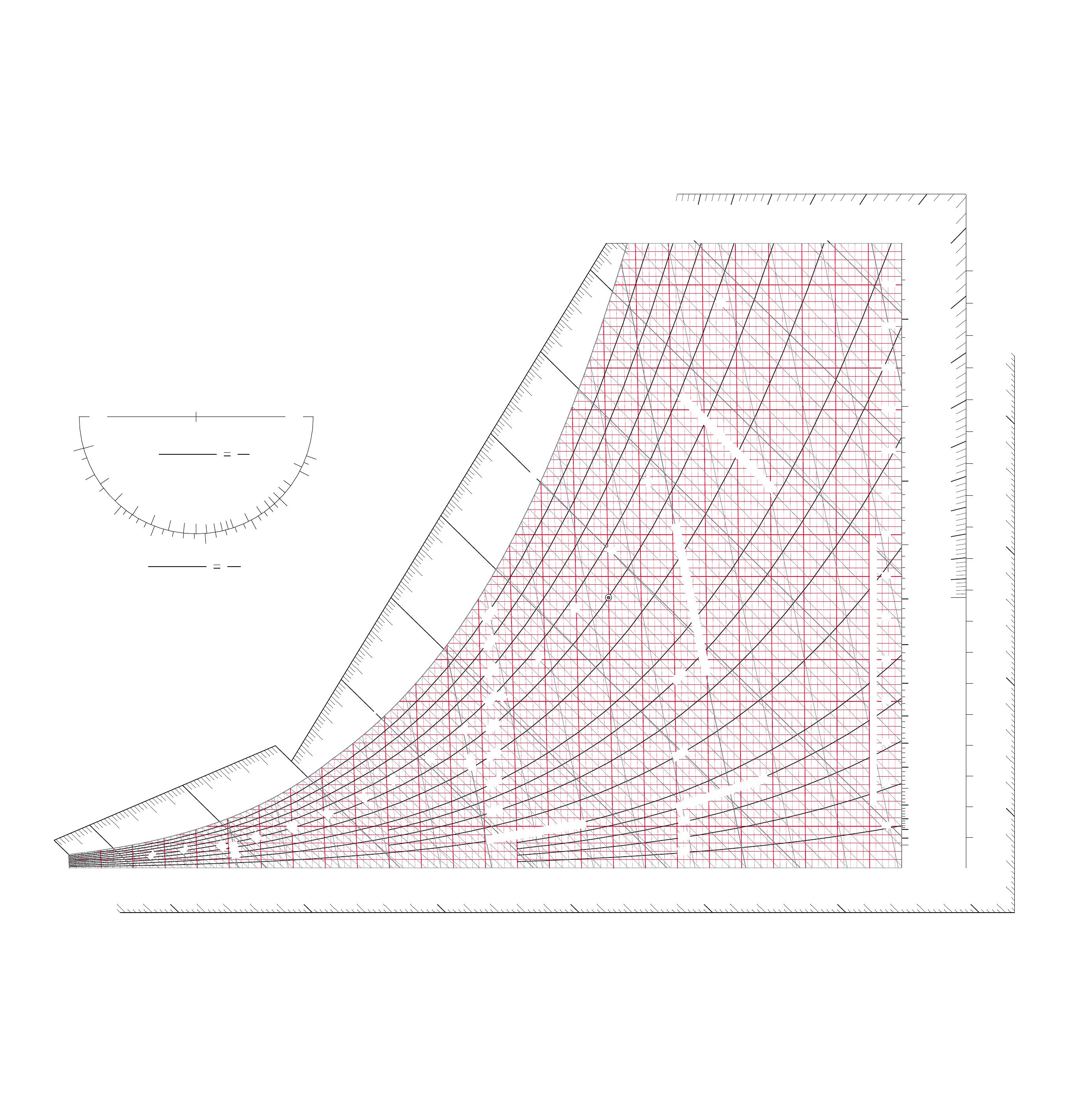 Basic Psychrometric Chart Free Download - Printable Psychrometric Chart Free