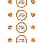 Basketball Party Printable Pack | | Sportsmomsurvivalguide   Free Printable Basketball Labels
