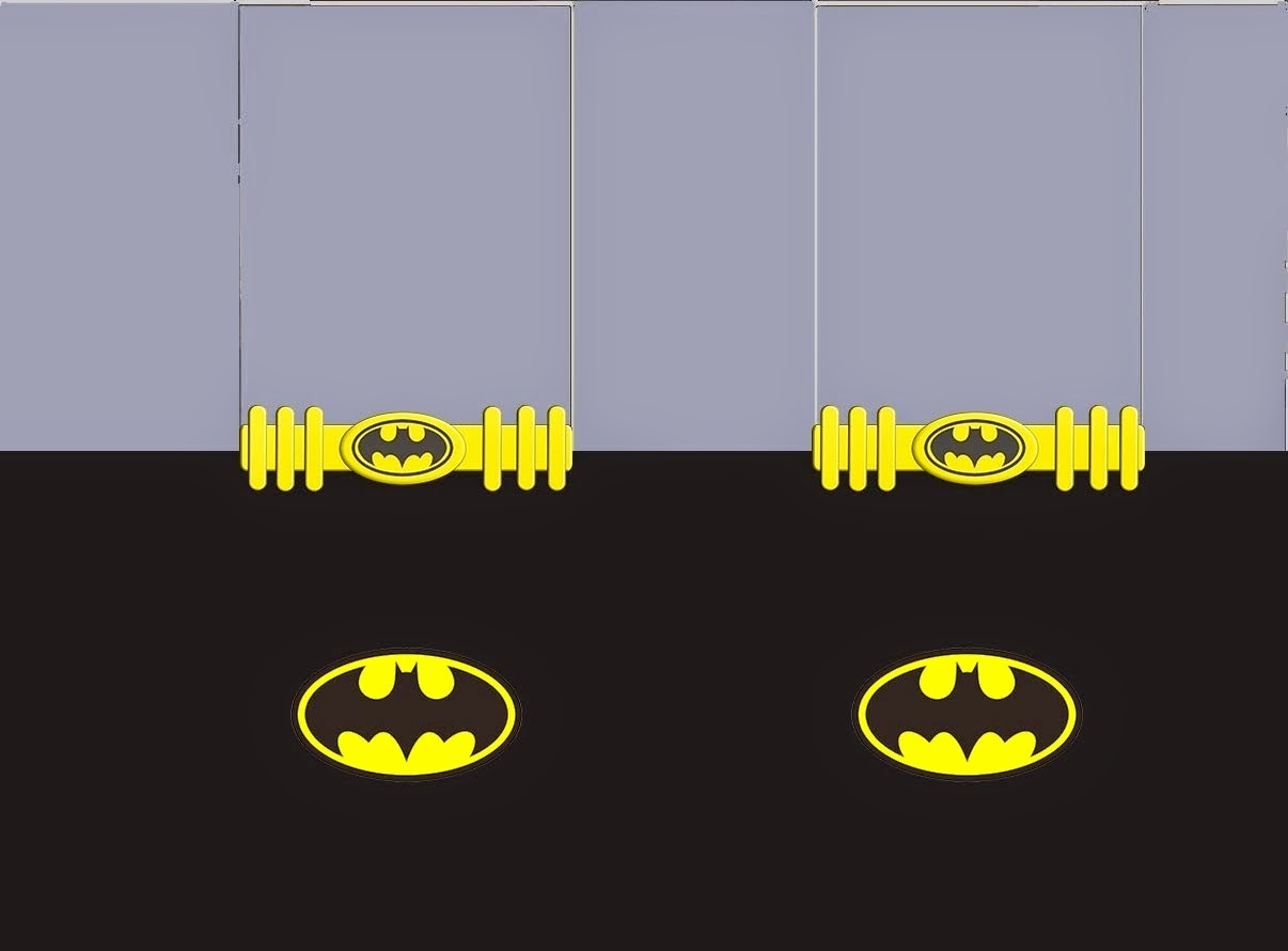 Batman Baby: Free Printable Labels, Free Party Printablew And Box - Free Batman Printables