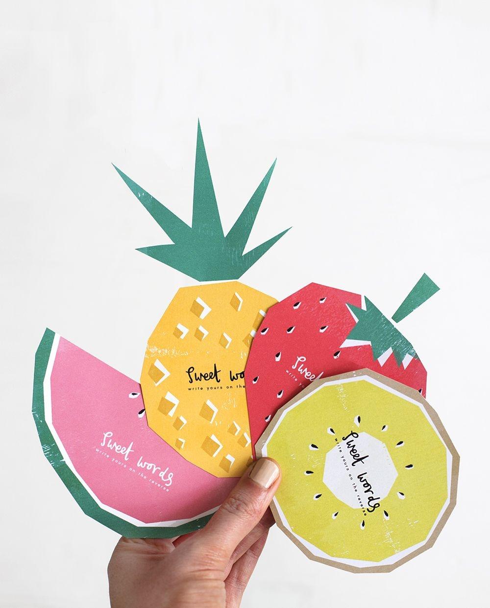 Bespoke Bride: Fruity Printables | Free Printables | Free Printables - Tutti Frutti Free Printables