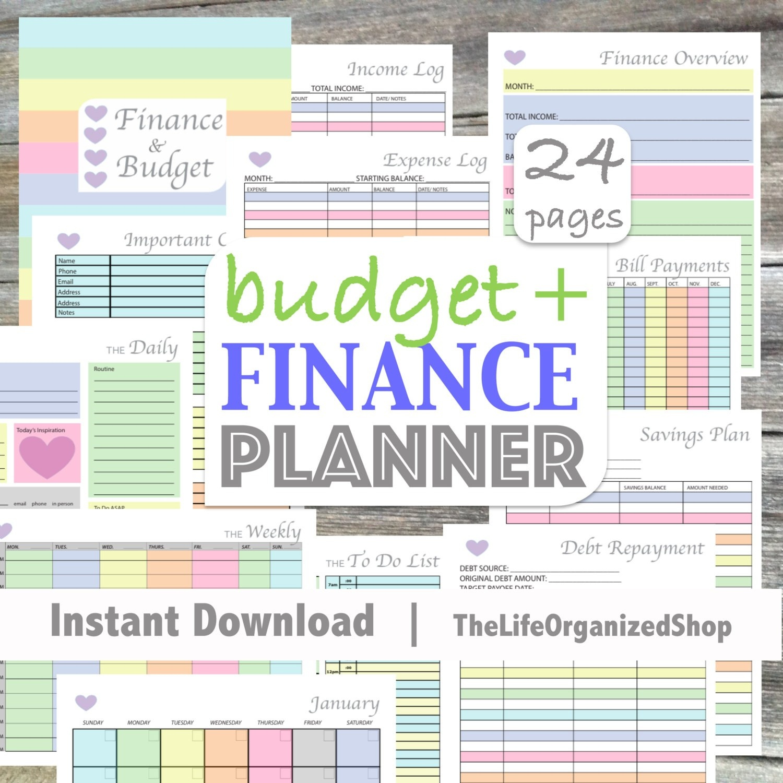 Best Of Free Budget Binder Cover Printables   Www.pantry-Magic - Budget Binder Printables 2018 Free