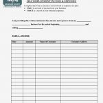 Best Photos Of Printable Income And Expense Form – Business Income   Free Printable Income And Expense Form