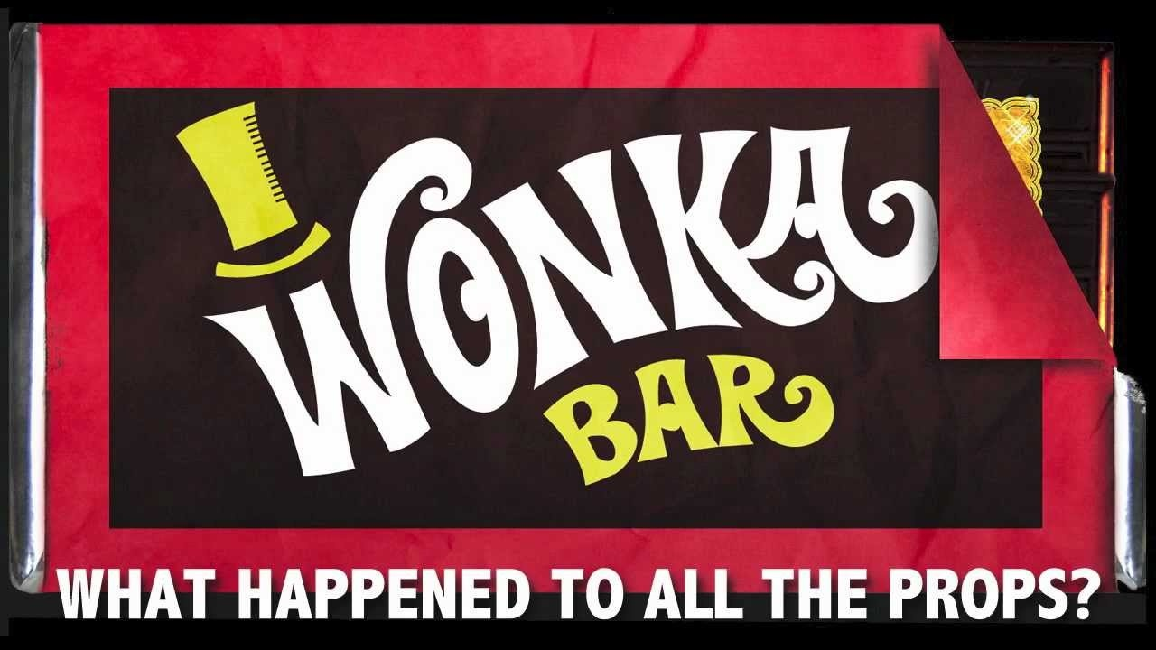 Beyond The Marquee: The Web-Series (Episode 22): The Wonka Kids - Free Printable Wonka Bar Wrapper Template