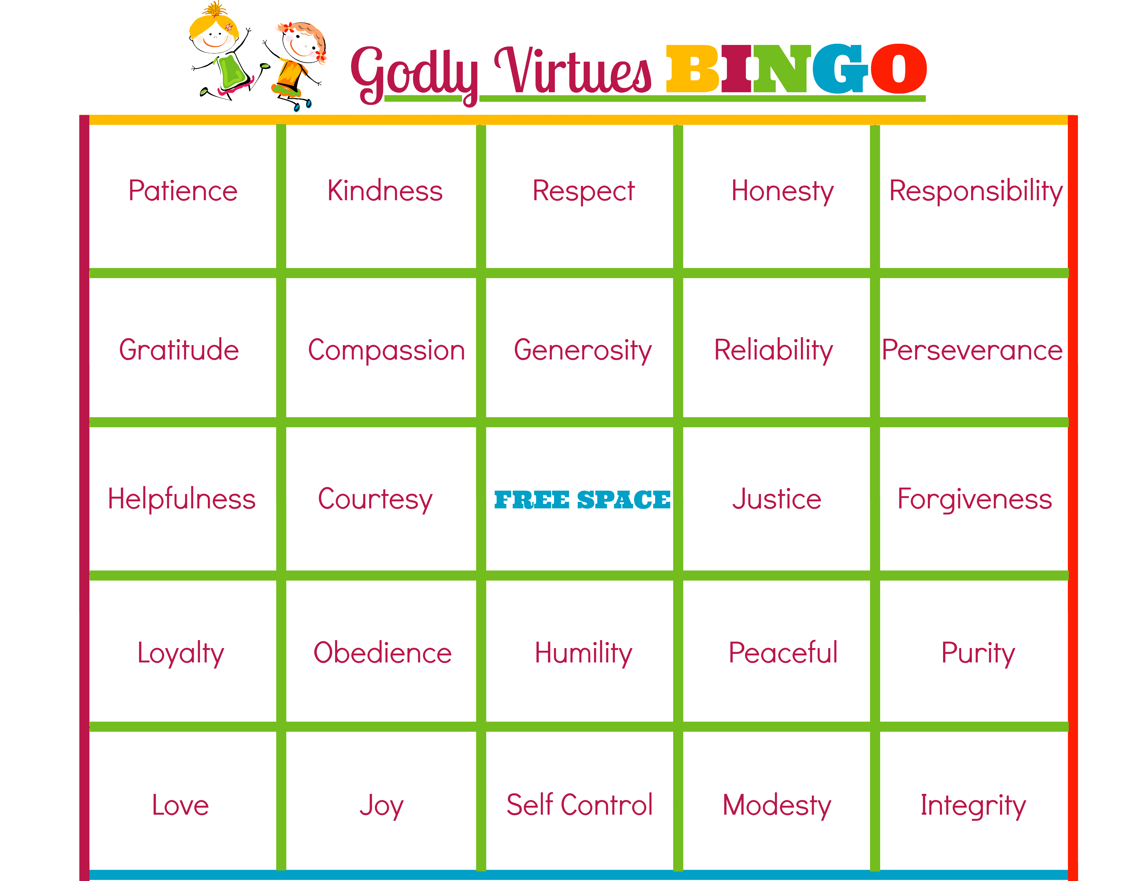 Bible Bingo Printable (91+ Images In Collection) Page 1 - Bible Bingo Free Printables