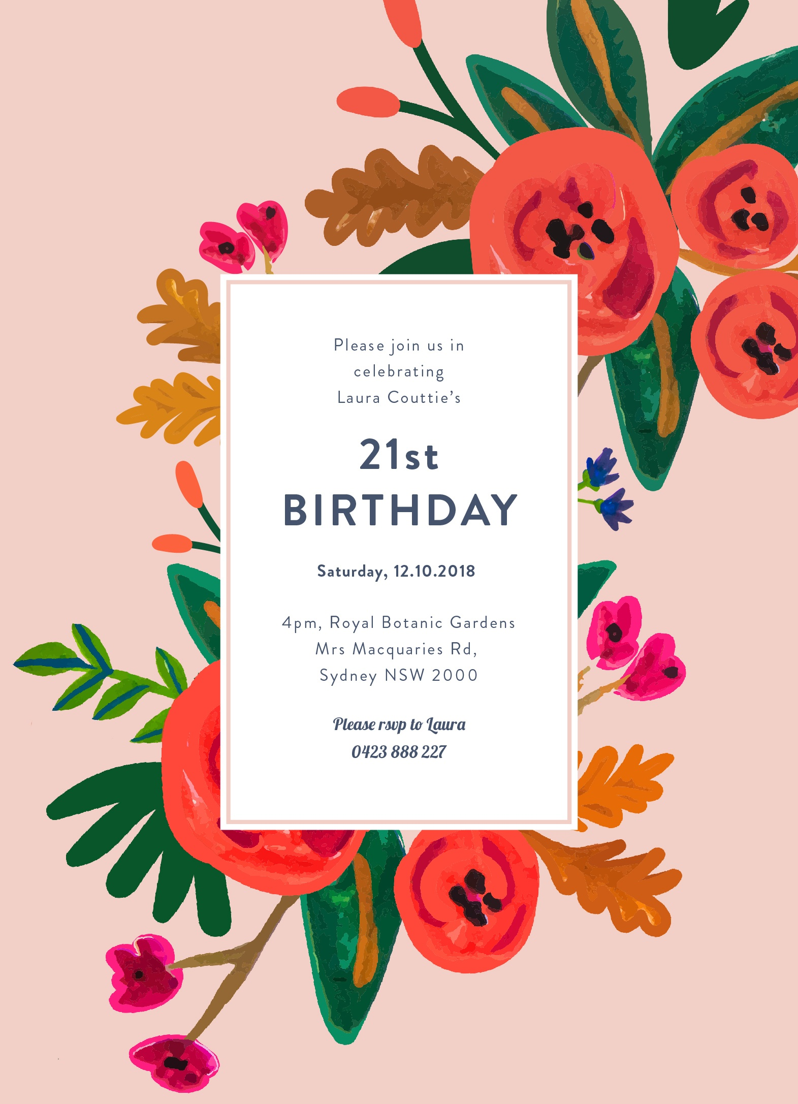 Birthday Party Invitations   Customize And Print Online - Paperlust - Make Your Own Birthday Party Invitations Free Printable