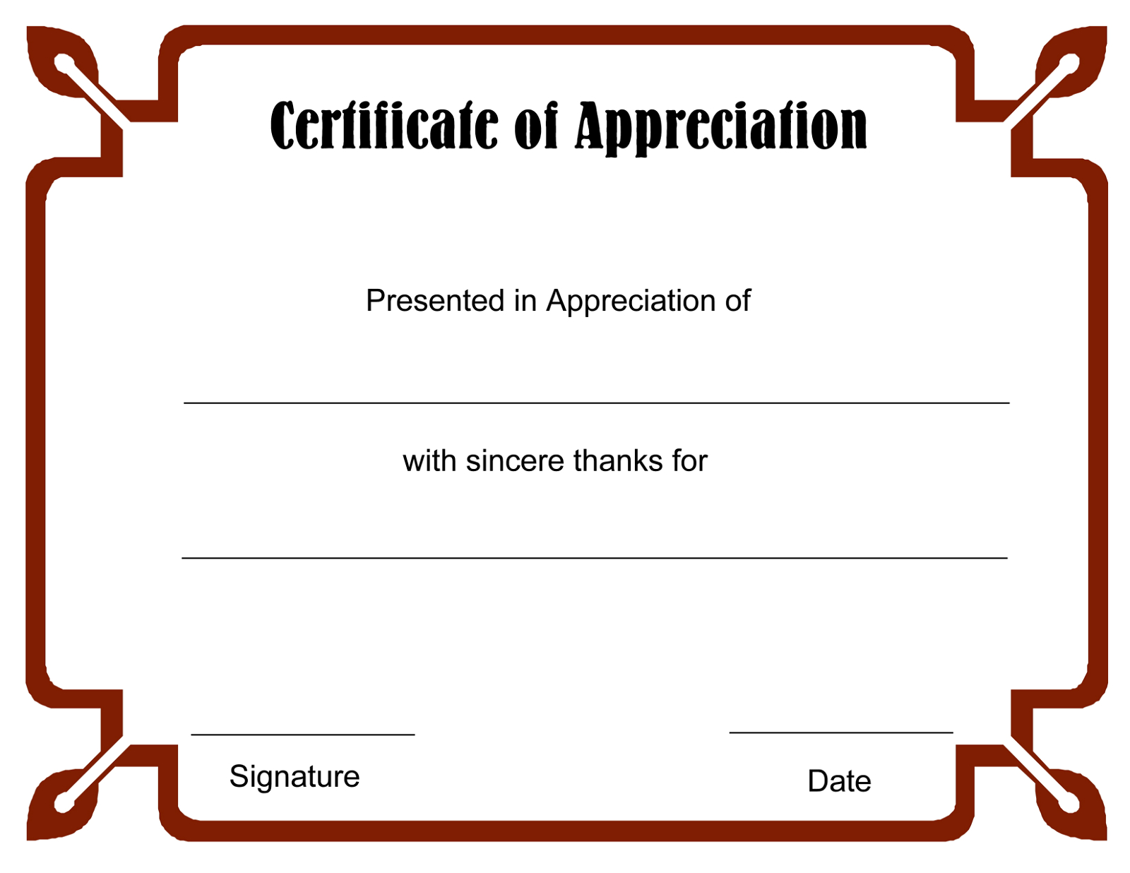 Blank Certificate Templates To Print | Activity Shelter - Free Printable Reward Certificates