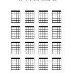 Blank Guitar Tab Sheets   Google Search | Music In 2019 | Guitar   Free Printable Blank Guitar Chord Charts