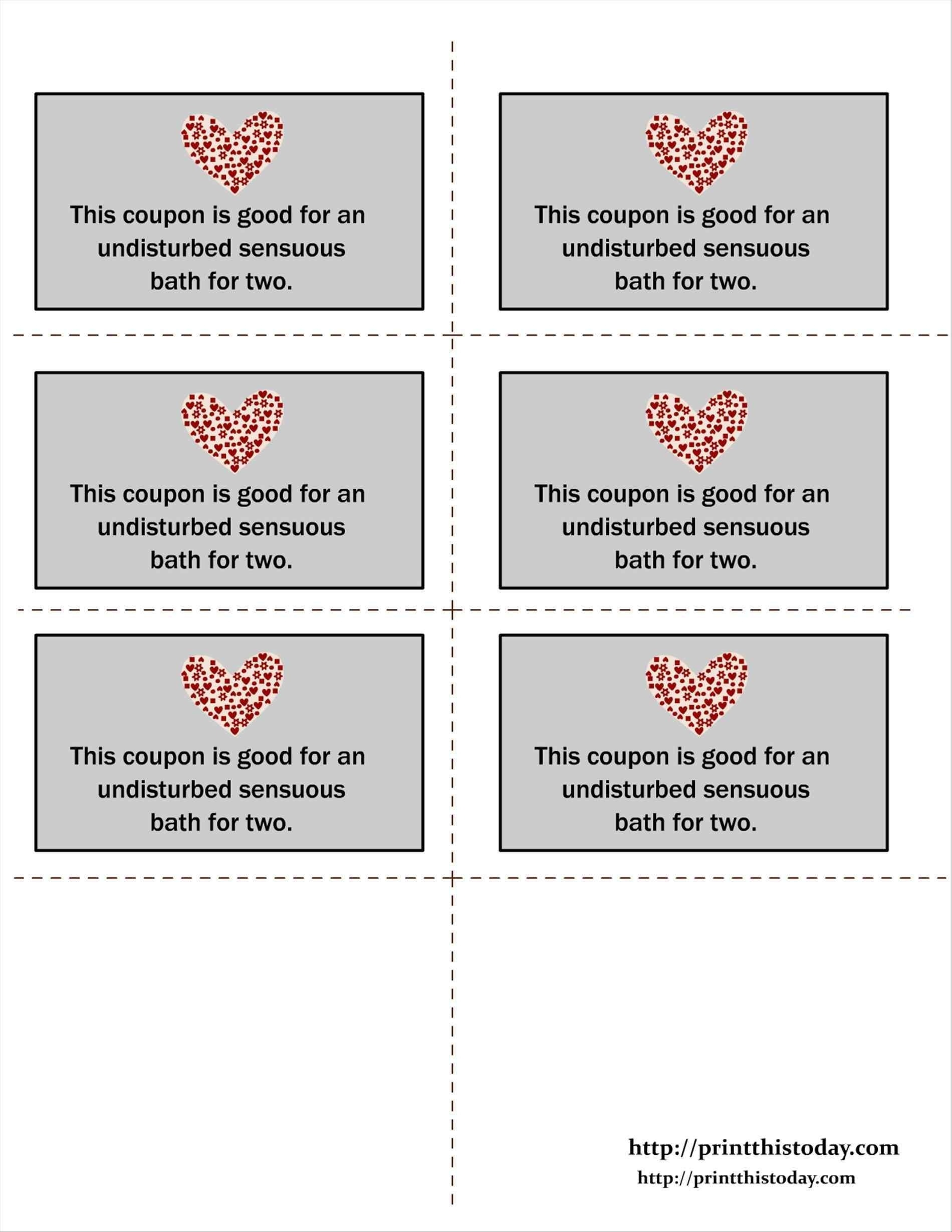 Blank Printable Love Coupons For Him | Chart And Printable World - Love Coupons For Him Printable Free