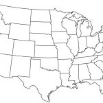 Blank Printable Map Of The Us Clipart Best Clipart Best | Centers   Free Printable Blank Map Of The United States Of America