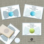 Bow Tie Baby Shower Favors For Eos Lip Balm Gifts | Thank You Favor   Free Printable Eos Baby Shower Template