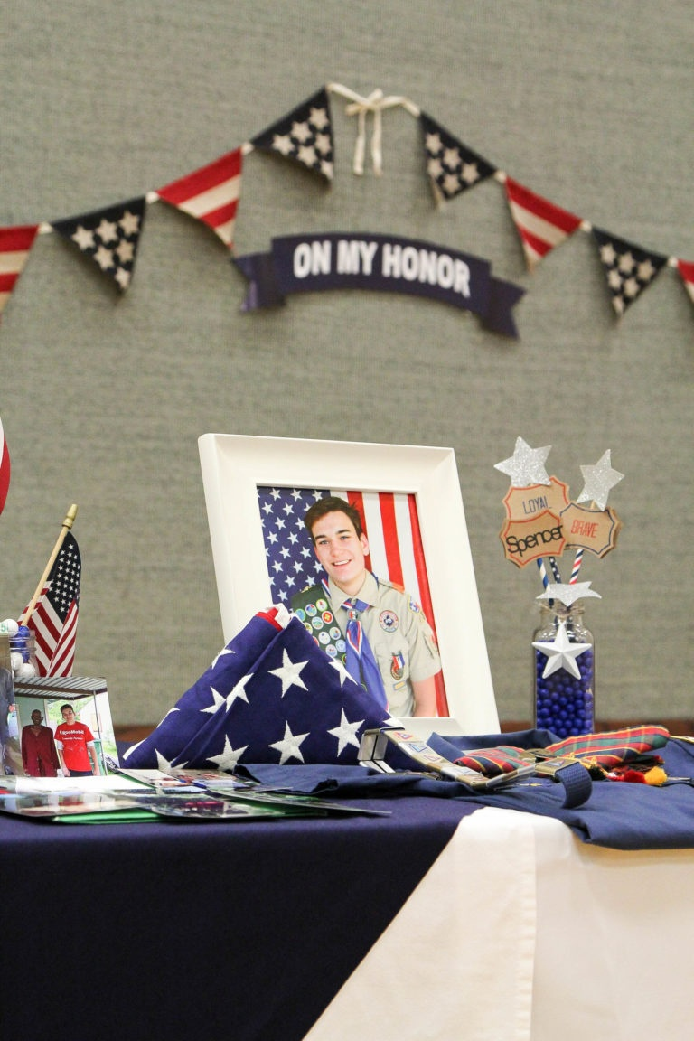 Bsa Eagle Court Of Honor {Free Printables} – Tip Junkie - Free Eagle Scout Printables