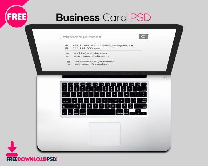 Free Printable Business Card Maker