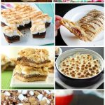 Campout Date Night With Free Printable | Summer Ideas | Dessert   Free Printable Dessert Recipes