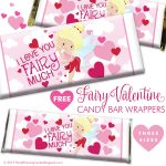 Can't Find Substitution For Tag [Post.body]  > Free Fairy Hershey   Free Printable Candy Bar Wrappers