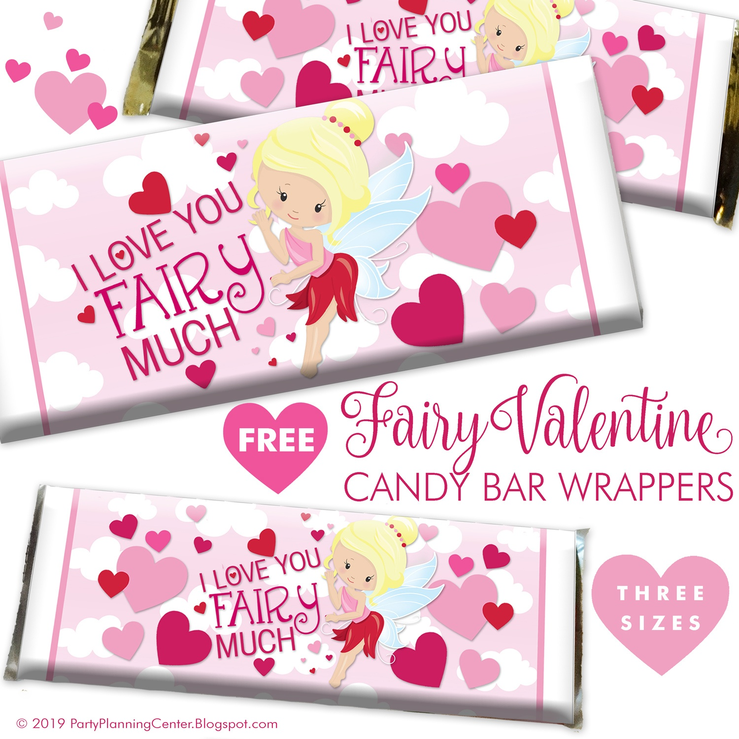Can't Find Substitution For Tag [Post.body]--> Free Fairy Hershey - Free Printable Candy Bar Wrappers