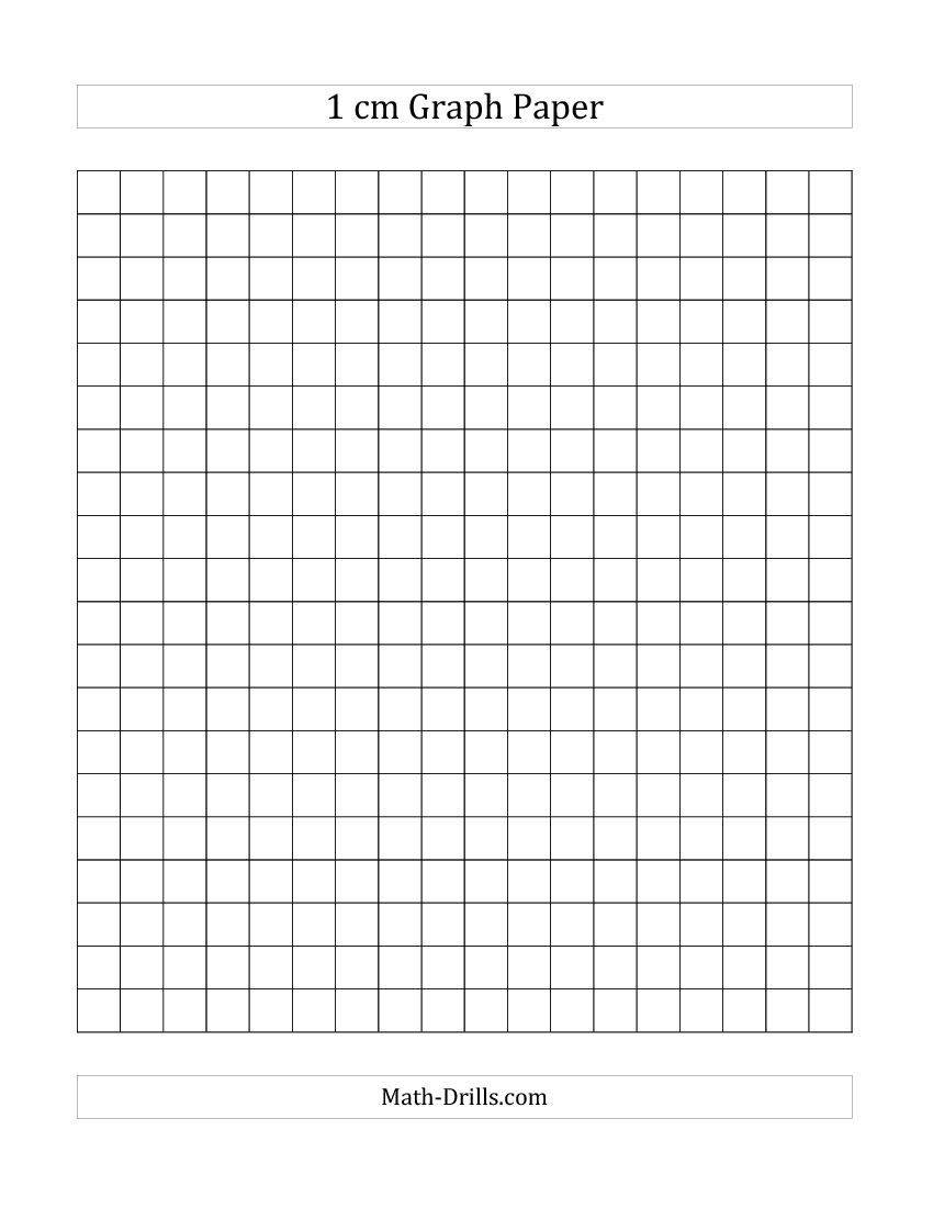 Centimeter Graph Paper Free Printable - Tutlin.psstech.co - Free Printable Graph Paper Black Lines