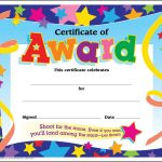 Certificate Template For Kids Free Certificate Templates   Free Printable Certificates For Students