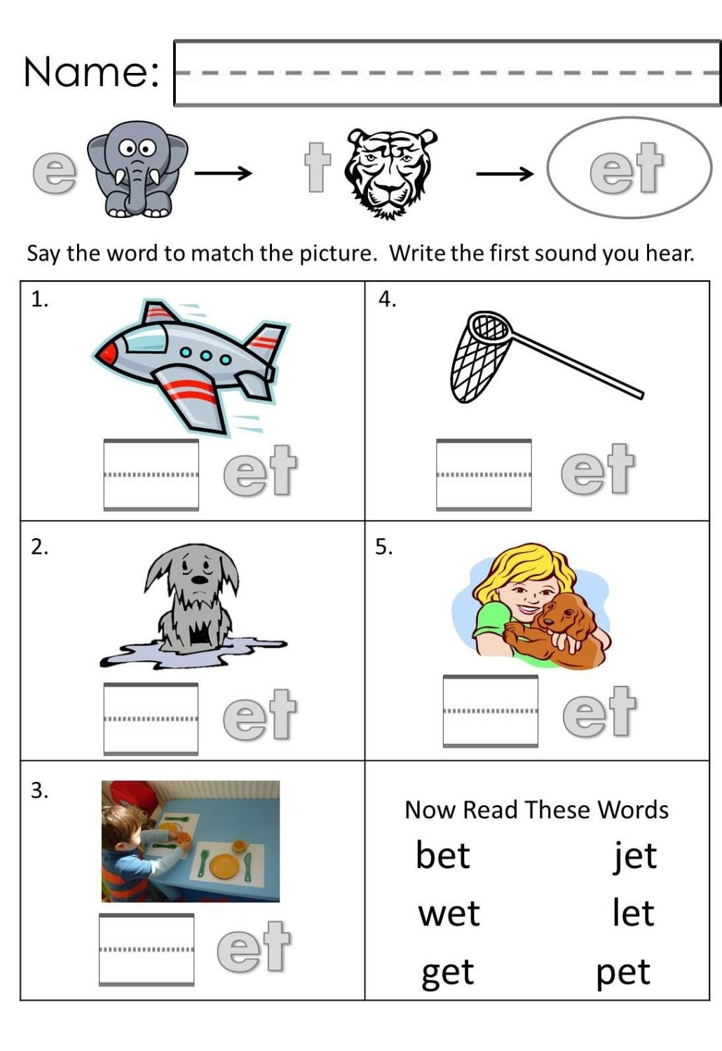 Check It Out! | Autism Worksheets Reading Skills | Autism Teaching - Free Printable Autism Worksheets
