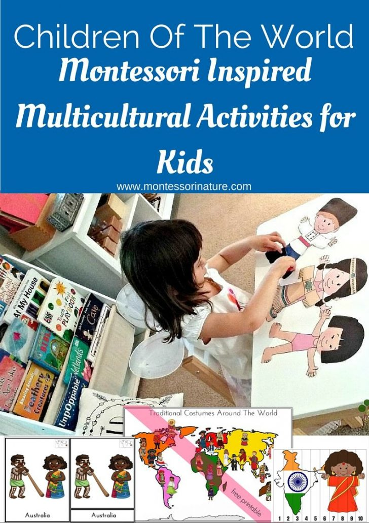 Free Printable Multicultural Posters