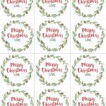 Christian Christmas Gift Tags Printable Free – Festival Collections   Free Printable Christian Christmas Gift Tags