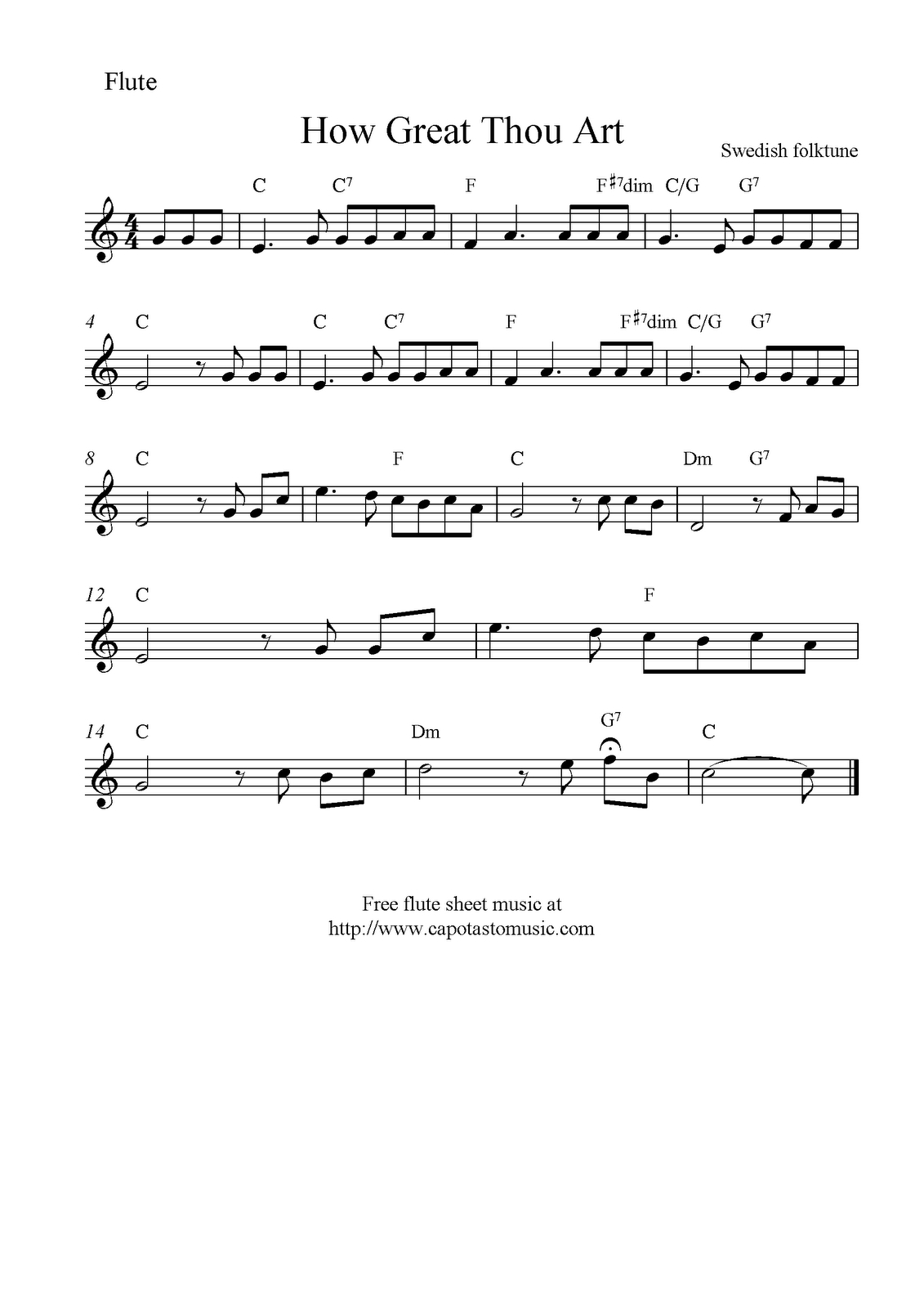 Christian Flute Sheet Music - Google Search | Christian Violin Sheet - Free Printable Flute Sheet Music For Pop Songs