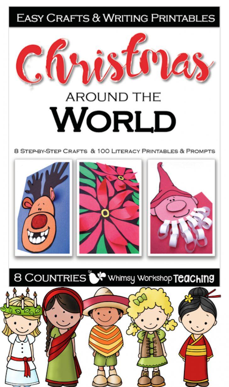 Christmas Around The World Free Printables