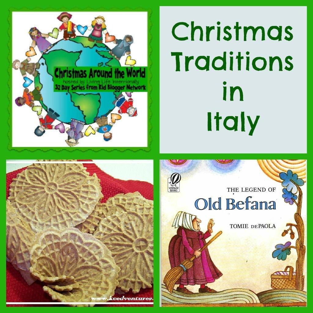 Christmas Around The World: Italy | Christmas Ideas & Activities - Christmas Around The World Free Printables