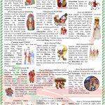 Christmas Around The World Worksheet   Free Esl Printable Worksheets   Christmas Around The World Free Printables