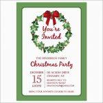 Christmas Card Invitation Templates Free Astonishing Free Printable   Free Printable Christmas Card Templates