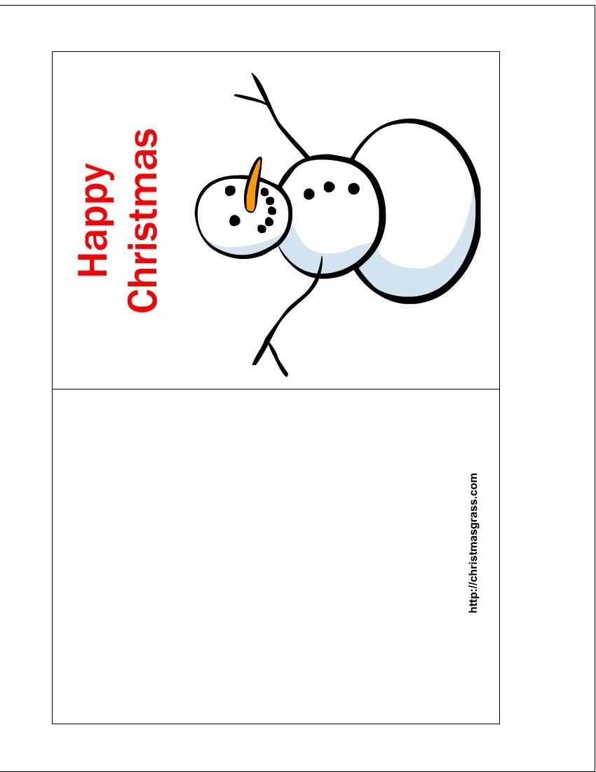 Christmas Card Printable Templates - Tutlin.psstech.co - Christmas Cards Online Free Printable
