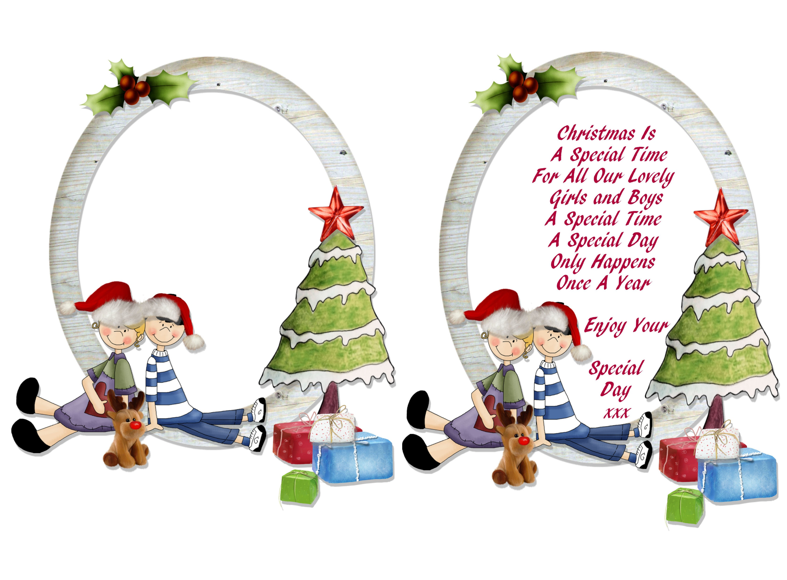 Christmas Cards For Grandparents Free Printable – Festival Collections - Christmas Cards For Grandparents Free Printable
