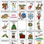 Christmas Free | Kindergartenklub | Christmas Bingo, Christmas   Free Online Printable Christmas Games For Adults