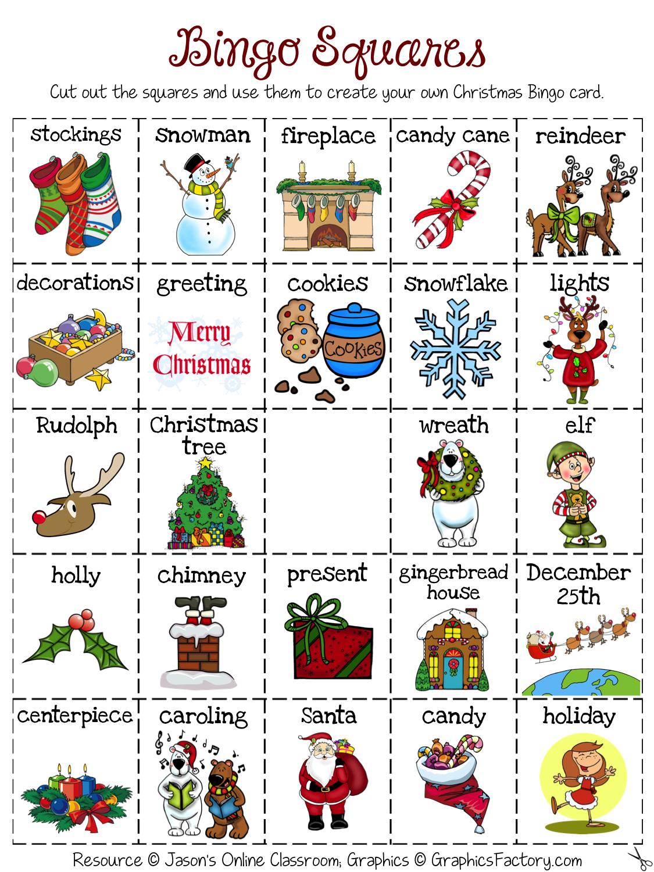 Christmas Free | Kindergartenklub | Christmas Bingo, Christmas - Free Online Printable Christmas Games For Adults