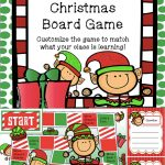 Christmas Game: Customizable Christmas Activity | Free Lessons   Free Online Printable Christmas Games For Adults