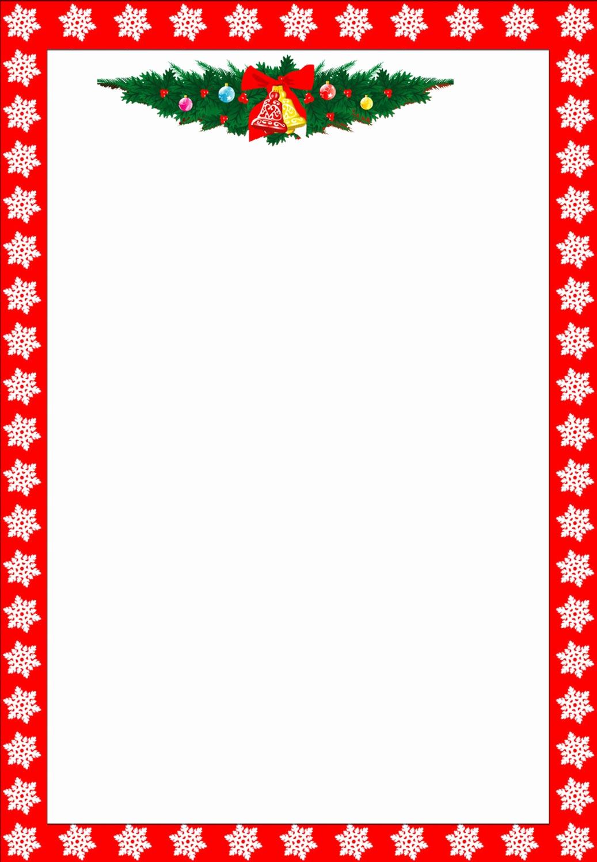 Christmas Letterhead Template Free Free Printable Christmas - Free Printable Christmas Stationary Paper