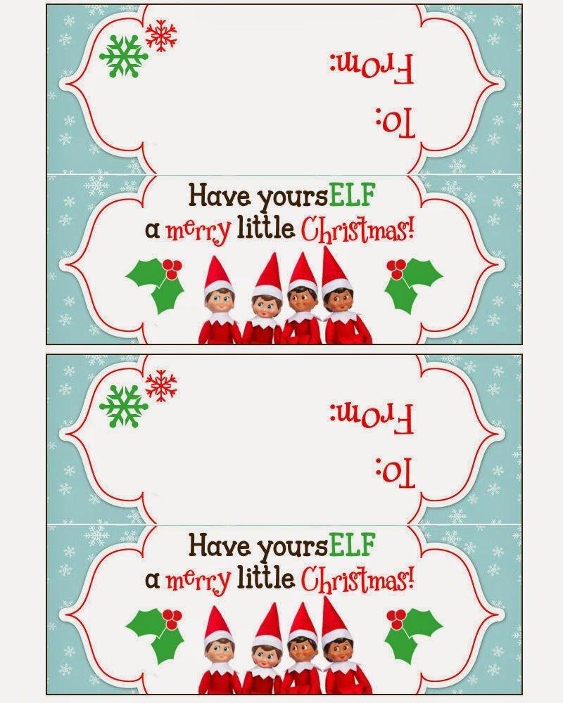 Christmas Treat Bag Toppers   Mysunwillshine Printables   Christmas - Free Printable Christmas Bag Toppers