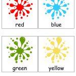 Color Flashcards | ~Colors~ | Color Flashcards, Flashcards For Kids   Free Printable Colour Flashcards