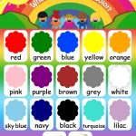 Color Flashcards   Teach Colors   Free Printable Flashcards & Posters!   Free Printable Colour Flashcards